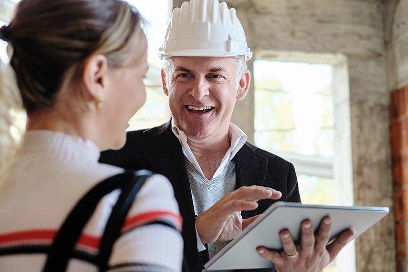 Bausoftware und Bau-Nebengewerbe-Verwaltung Software für Fakturierung mit Teilrechnungen und Schlussrechnungen.