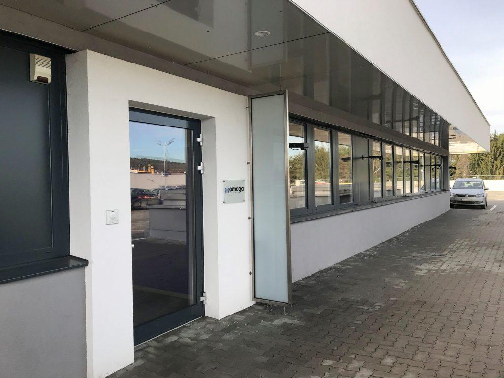 Omega mit Business Central in Gleisdorf, Steiermark in Österreich